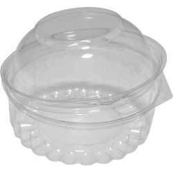 Round Hinged Show Bowls