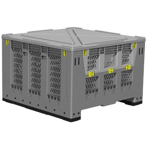 750L Vented Bulk Bin