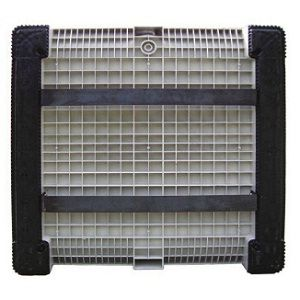 780L Nally Solid MegaBin with Tipping Bars