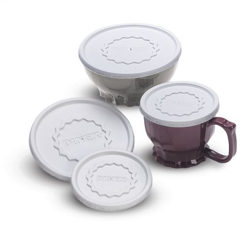 Dinex® Tropez Disposable Lid to fit 240ml Mug