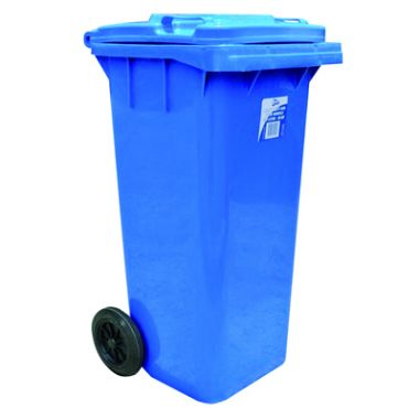 Heavy Duty Bin with Wheels (120L)
