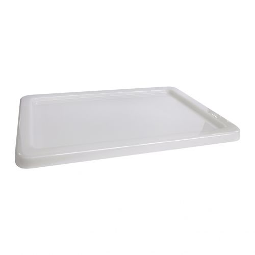Lid to suit MP5 Food Grade Plastic Crate