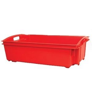 35L Food Grade Plastic Crate