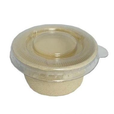 BetaEco™ PET Lid for 2oz Portion Container