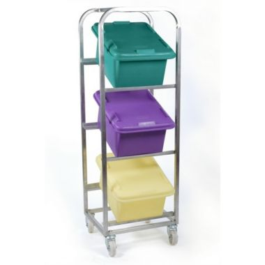 23L Tub - Mobile Rack (3 tub capacity)