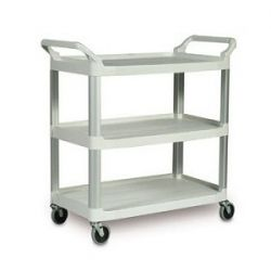 Plastic Utility & Serving Carts