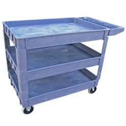 3 Shelf Serving Cart