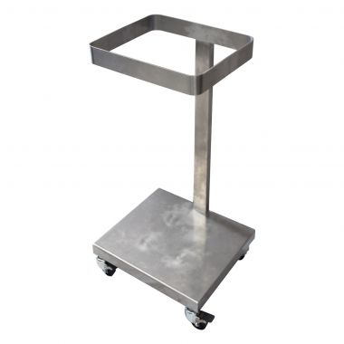 120L Waste Bin Trolley (No Lid)