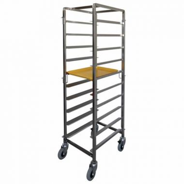 Breakfast Trolley