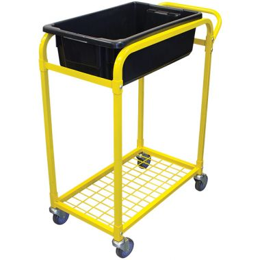 Order Picker Trolley With 32L Tub