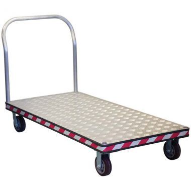 Aluminium Platform Trolley (1525x760mm)