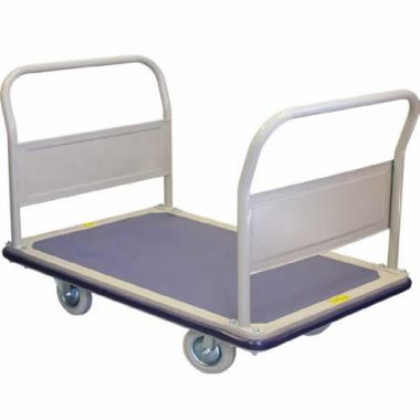 Twin Handle Platform Trolley (1160x760mm)