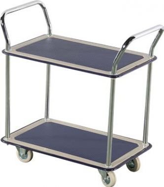 2 Tier Platform Trolley (790x480mm)