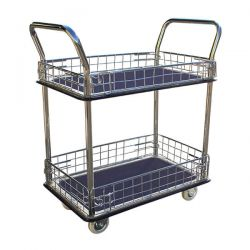 Caged Platform Trolleys