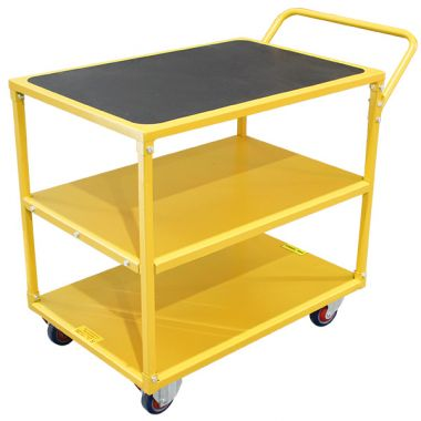 3 Tier Platform Trolley (900 x 600mm)