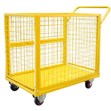 Mesh Stock Picking Trolley (900 x 600mm)