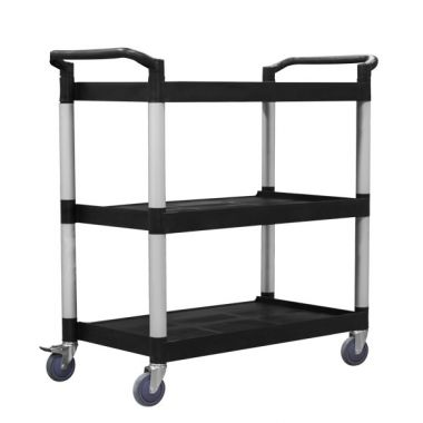 3 Tier Service Trolley Tall (790x500mm)