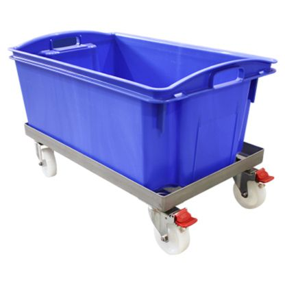 Dollie (with brakes) to suit 35L & 55L Fish Crates