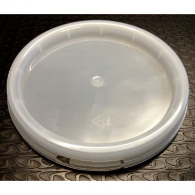 Tamper Evident Food Bucket Lid