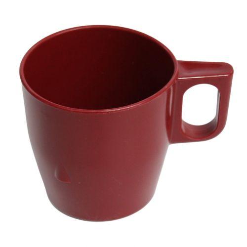 Plastic Mug with Handle 275ml (Large)